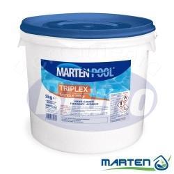 """MARTEN POOL """"TRIPLEX""""..."""