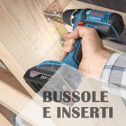 BUSSOLE E INSERTI