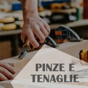 PINZE E TENAGLIE